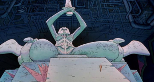 Fuck me, you monster! [1981,Erotic Fantasy Animation]
