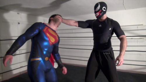 Muscle Domination Wrestling - S17E05 - Super Men Season 4 Episode 3