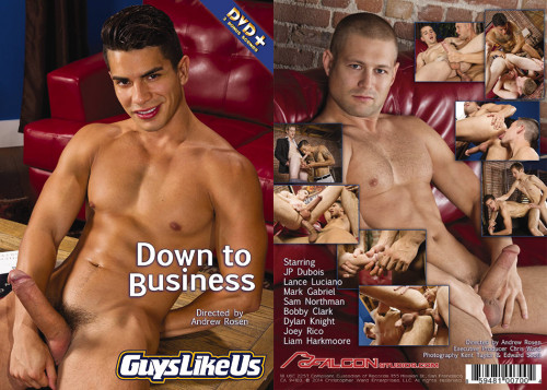 Falcon - Down To Business [Gay Full-length films]
