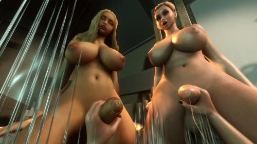 Threesome Taker Pov [2019,All sex,3D]