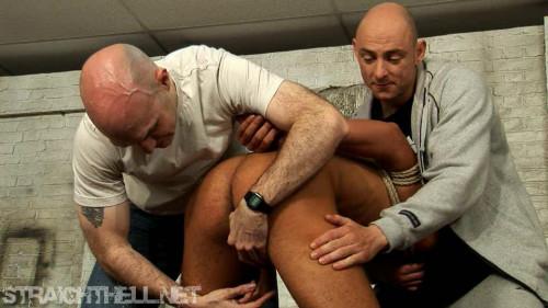 4 Best Clips Gay BDSM Straight Hell 2007 . Part 2. [2020,Gay BDSM]