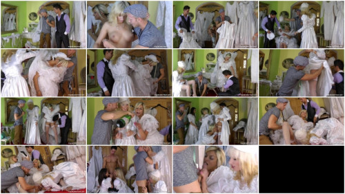 Thirsting For Bridal Piss Part 1 (2012,HDRip)