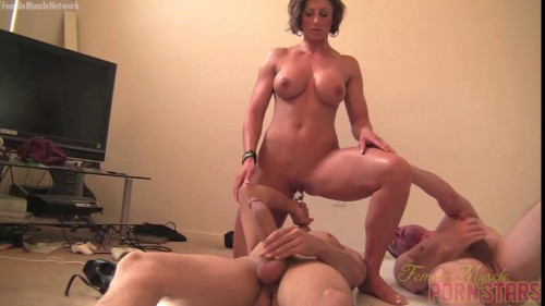Female Muscle Cougars And Muscle Porn part 21 [Female Muscle,All Sex,Blowjob,Femdom]