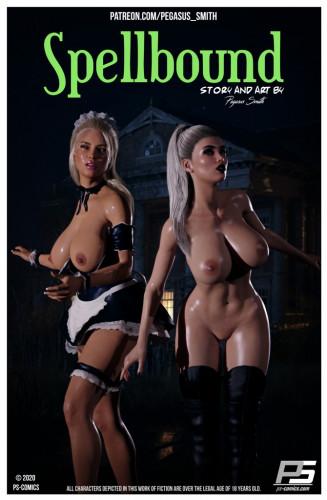 Pegasus Smith [2021,Big tits,Anal Sex,3DCG]