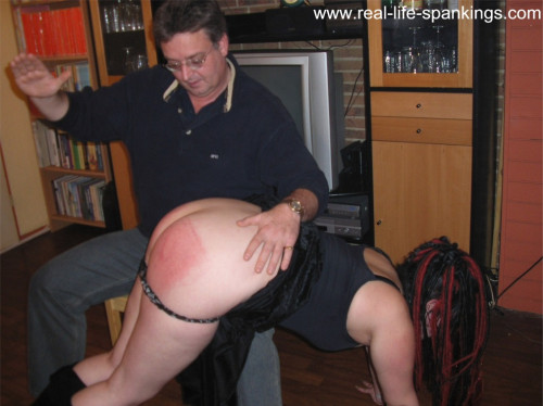 Real Life Spankings Fetish Photo Set ! [Porn photo]