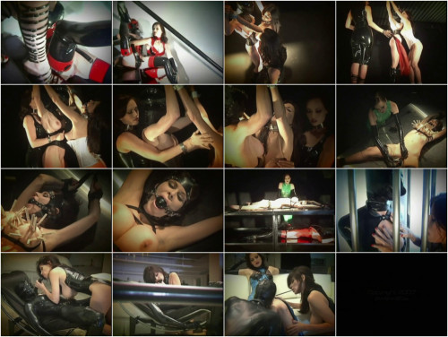 HD Bdsm Sex Videos Isabellas Toy Isabella Sinclaire and Ashley Renee