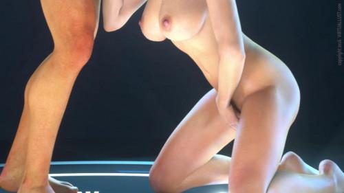 Neva (Virtual Lust) [2016,Huge Cock,Animation,3DCG]