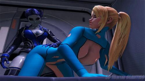 Sexy Cocktroid With Huge Dick [2015,Futanari,Big Tits,Straight]