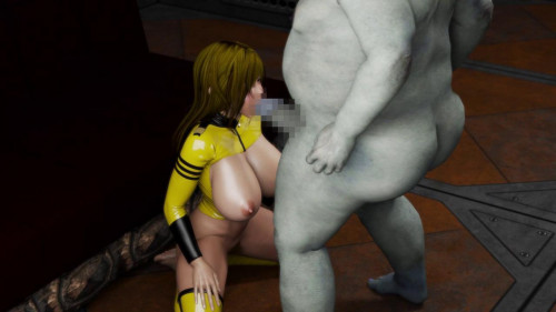 Big Tits Slave Fucked By Monsters [2016,Monsters,Straight,Pregnant]