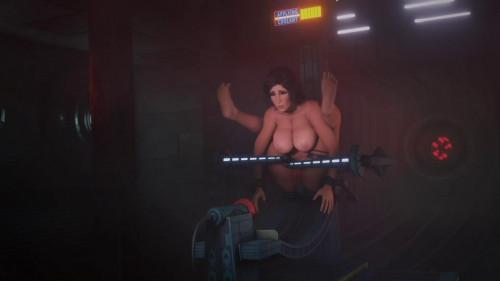 Lara Denial Machine Loop [2021,3D,All sex]