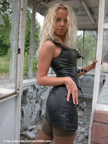 Pantyhose Fetish Pic Collection !!! [Porn photo]