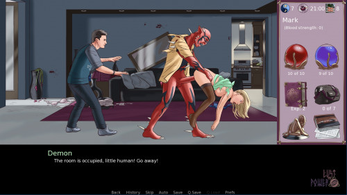 Lust And Power New Version 0.25a And Cheats