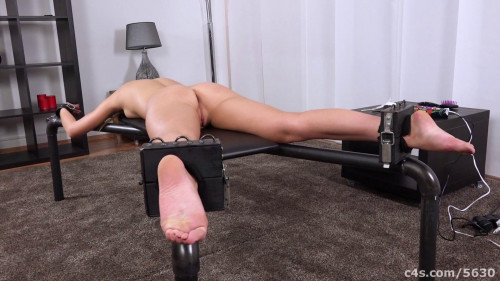 Tickling submission part 4 [BDSM]