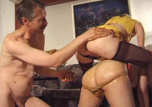 Kinky Scat Fetish Threesome Filesmonster Scat