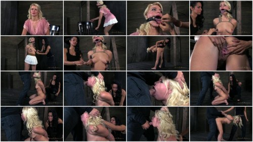 Sexually Broken - Isis Love in the house to help fuck up Anikka Albrite - Jan 28, 2013