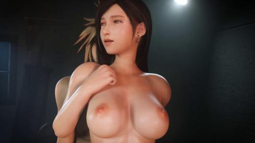Cloud's fantasy [2020,3D,All sex]