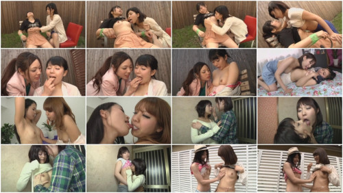 6 Lesbian Licking The Sensitive Nipple Erection