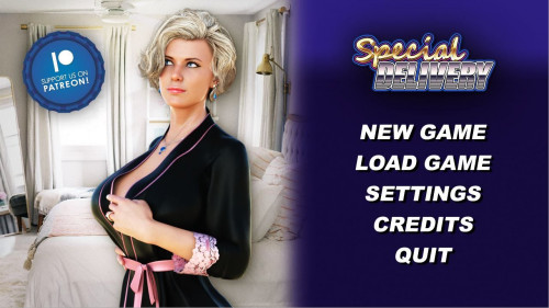 Special Delivery Version 0.12.00 [2020,Erotic Adventure,Beautiful Ass,Public Sex]