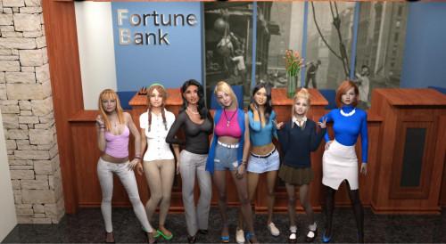 Banking on Bella [Dating sim,ADV,Corruption]