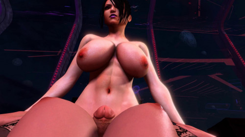 Tifa Lulu scene 1 [2020,All sex,3D]