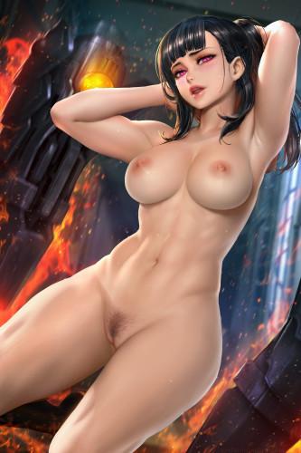 Neo Art Core [lingerie,stockings,big tits]