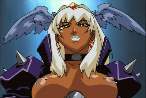 Angel Blade - Scene 1