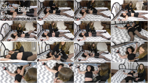 HD Bdsm Sex Videos Tickling Erica part 1