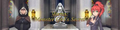 Yorna - Monster Girl's Secret [Voyeurism,Big tits / Big Breasts,Sex Toys]
