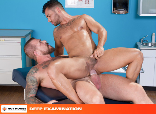 HH - Deep Examination - Rocco Steele & Bruno Bernal (FHD 1080p)