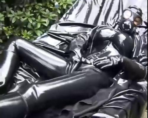 RubberEva 2007-2015 Videos, Part 3 [BDSM Latex]