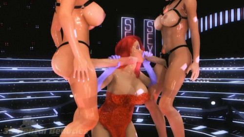 Jessica Rabbit Loves Futa Cocks