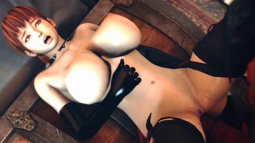 Kasumi the Slave of Hell - Vol. 4 - Scene 1 - Kasumi and Ayane - Full HD 1080p