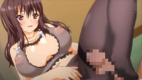 Tenioha! 2: Limit Over - Mada Mada Ippai, Ecchi Shiyo Ep. 1 [Footjob,Oral,Big Breast]