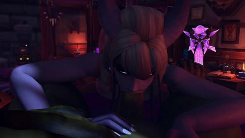 The Last Night [3D Animations,Deepthroat,All Sex]