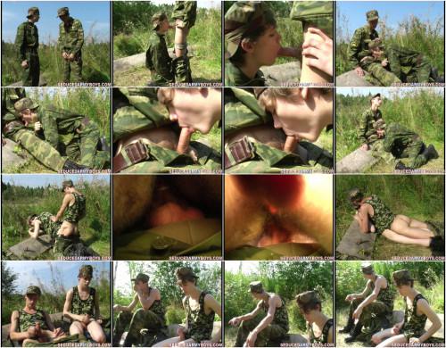 Seduced Army Boys vol. 57