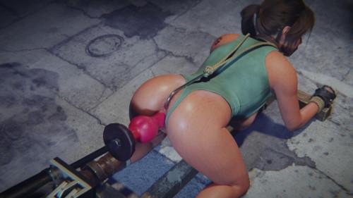 Lara in Trouble scene 2 [2019,3D,All sex]