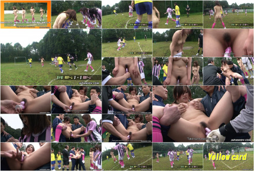 The hotty soccer team receives used up and drilled hard