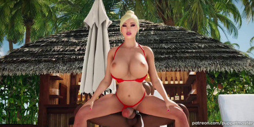 Puppetmaster - Sensual Adventures Episode 5 The Vacation (Pussy)