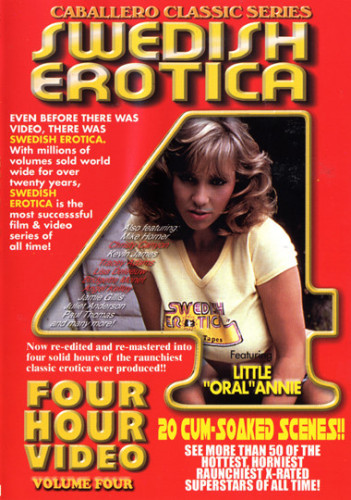 Swedish Erotica Vol. 4 Little Oral Annie – Angel Kelly, Ashley Welles