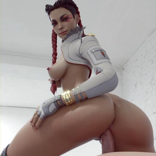 Nabesaka Collection [interracial,tomb raider,bondage]