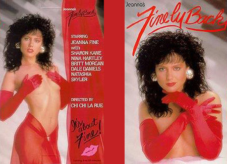 Finely Back [1990,Retro,In Hand Video,Britt Morgan,Retro,All Sex,Double Penetration]