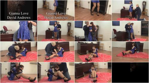 Gianna Love - Latex Maid Day Dream