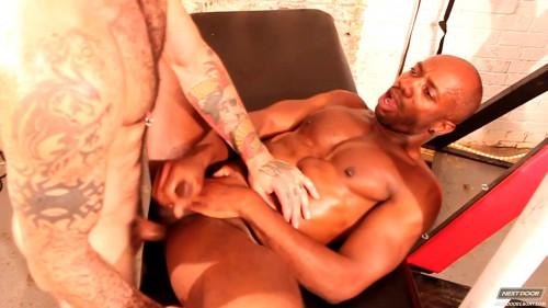 Interracial Anal Sex part 2 [2014,Gays,NextDoorStudios,Solo,Big Dick,Black]