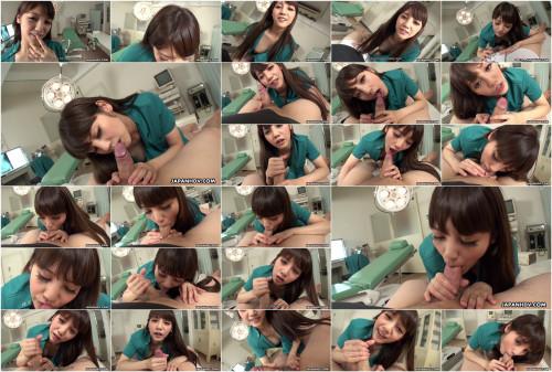 The fresh nurse rei mizuna can t stop masturbating