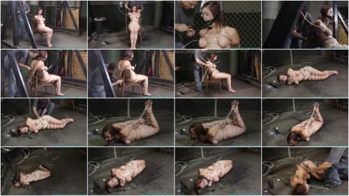 Riley Jane Ziptied 2part - BDSM, Humiliation, Torture HD 720p