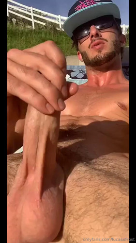 Lucas Frost OnlyFans [2020,Gay Solo]