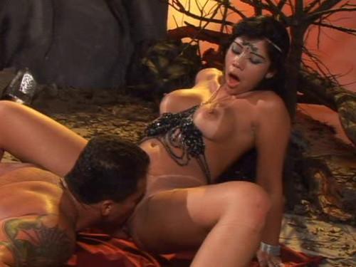 The 300: XXX Parody. [2012,Full-length films,Brasileirinhas (Caballero),Gislaine Dos Santos,Deep Throat,Gonzo,Anal]
