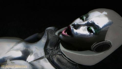 Virtual Robo Pussy Reloaded [Blowjob,Anal,Big Tits]