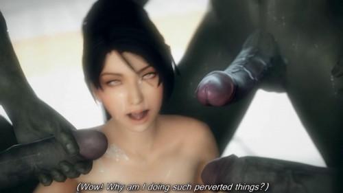 Kunoichi -publishing house two [2021,Vaginal,Monster,Fantasy]