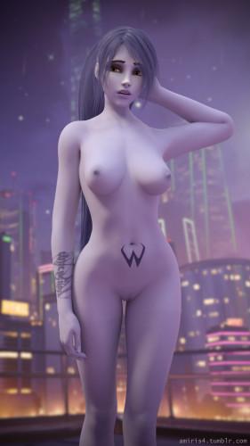 Amiris4X collection [multiple penetration,3D Porn Comic]